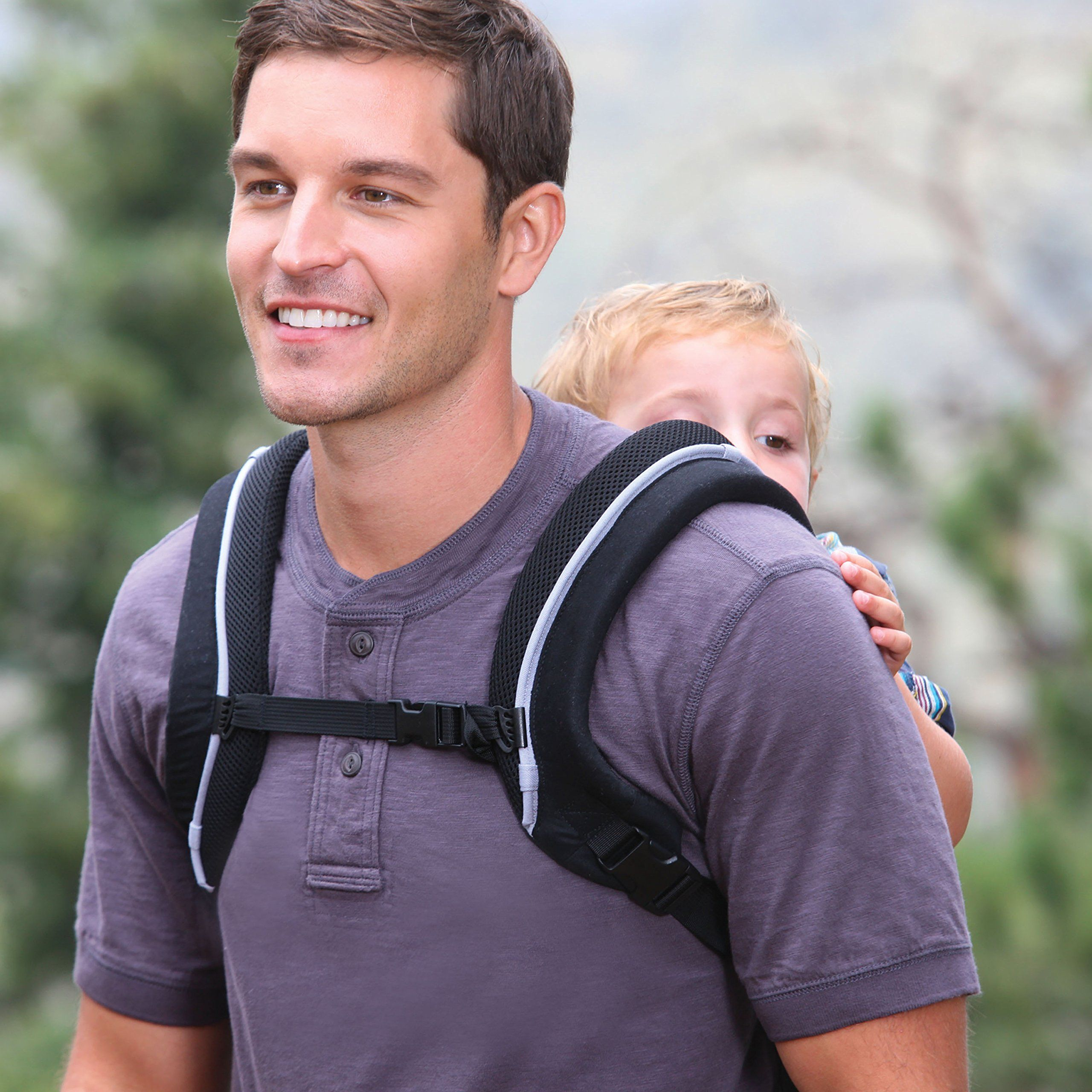 Eddie Bauer 3in1 Comfort Baby Carrier Black Find Out More About