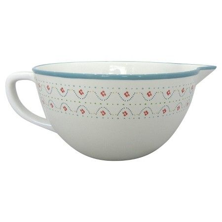 www.target.com p stoneware-mixing-bowl-white-threshold - A-51301280