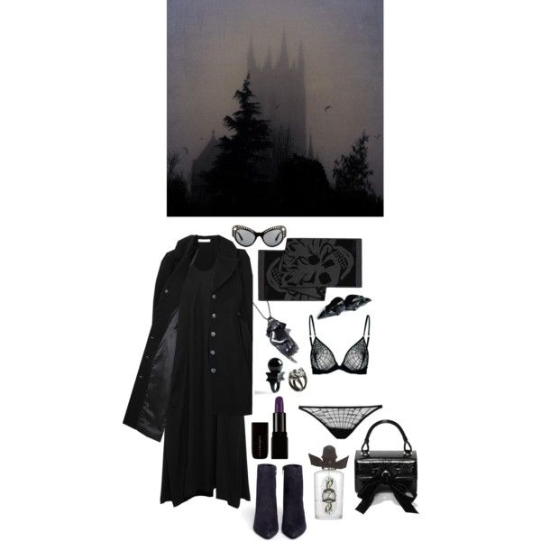 """""""swirling mists and sudden winds"""" by ghoulnextdoor on Polyvore"""
