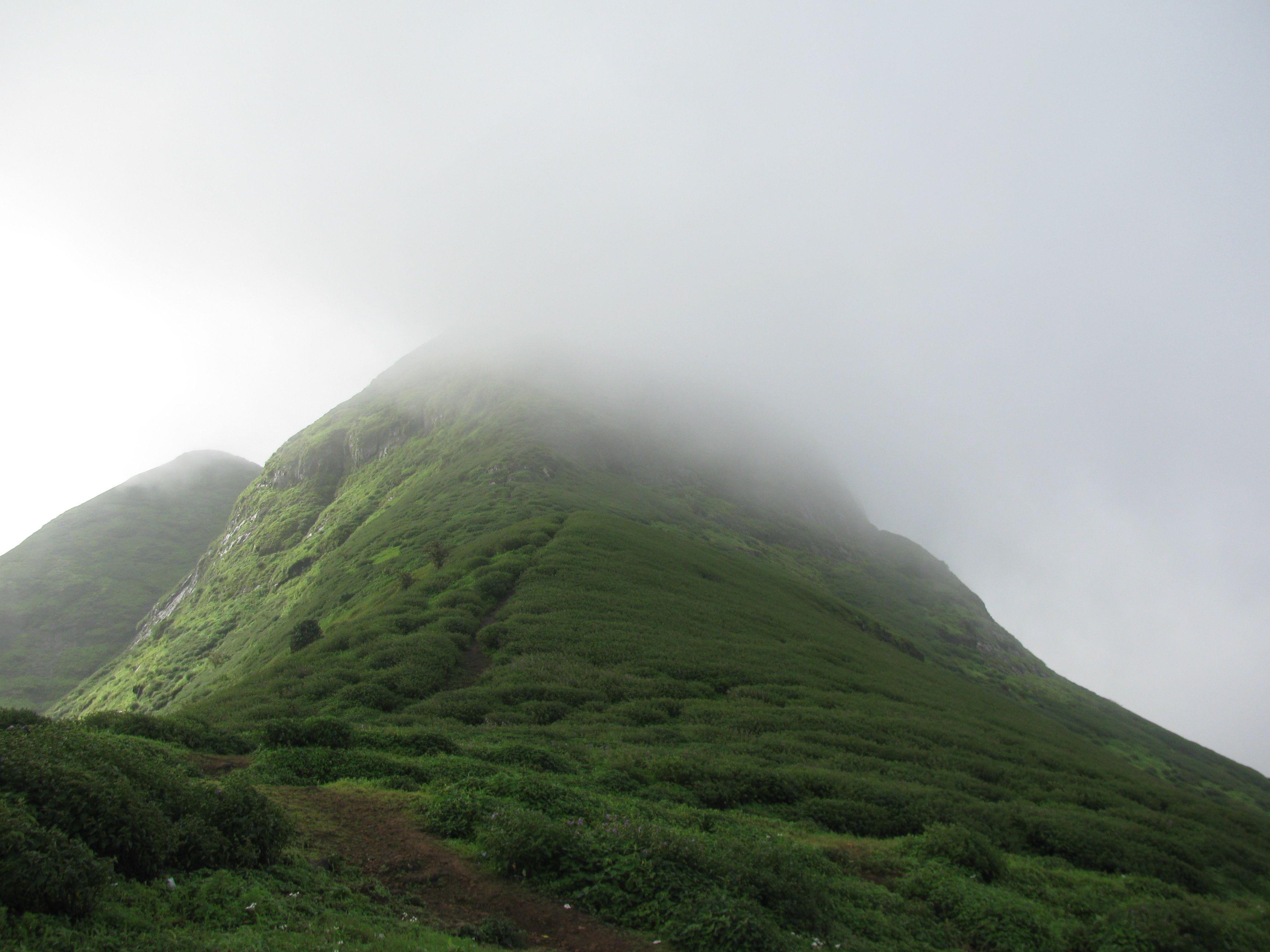 brahmagiri trek hills