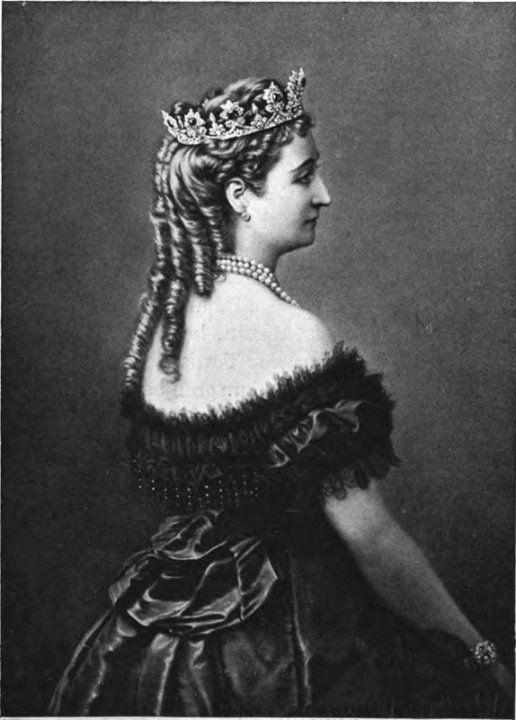 Imperatrice Eugenie   Royauté, Empire français, Histoire de la mode