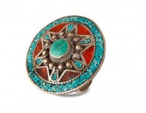 Beautiful dogra ring