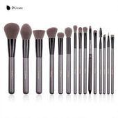Photo of (Advertising) 15 Pcs Makeup Brushes Set Kit up Make Up Cosmetic Quality ……