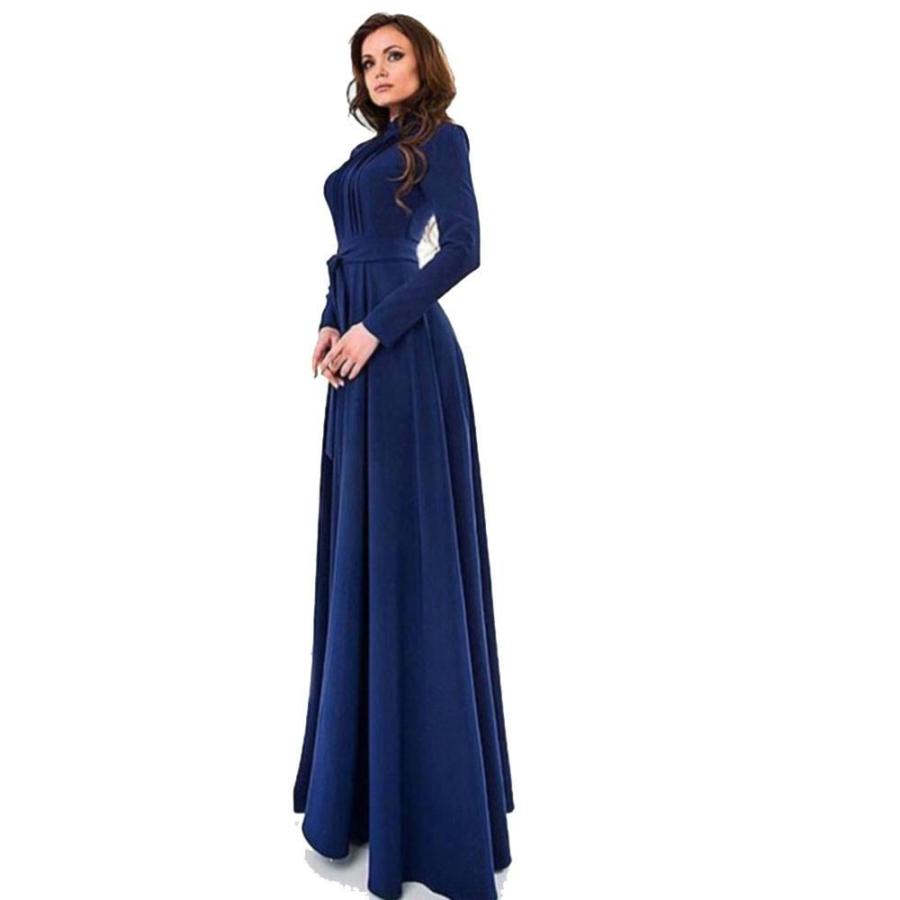 Elegant vintage noble palace style maxi dress products