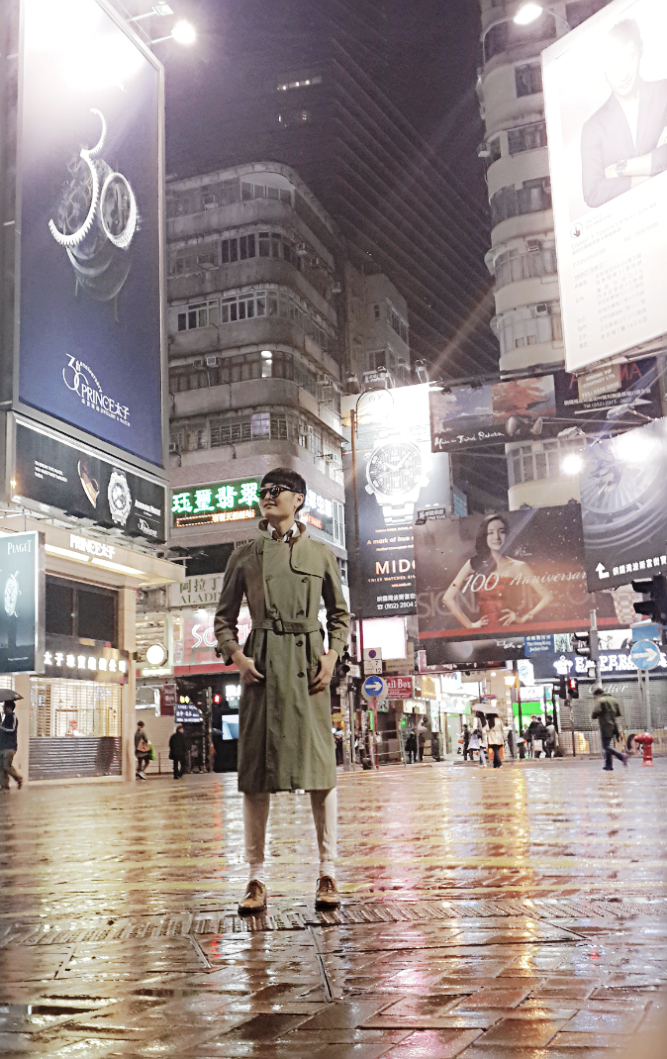 #daily #dailylook #fashion #design #timesqure #coat #rain #korean  Hi there! Nice to meet you all