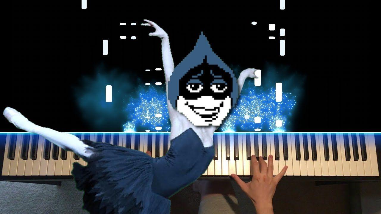 What if LANCER Theme was a WALTZ? Waltz, Free piano