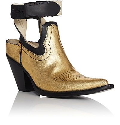 Vegas Cut-Out Ankle Boots Maison Martin Margiela