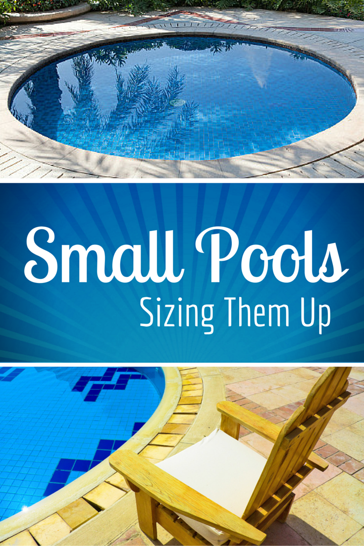 Small Inground Pools | outdoor spaces | Small inground pool, Small ...