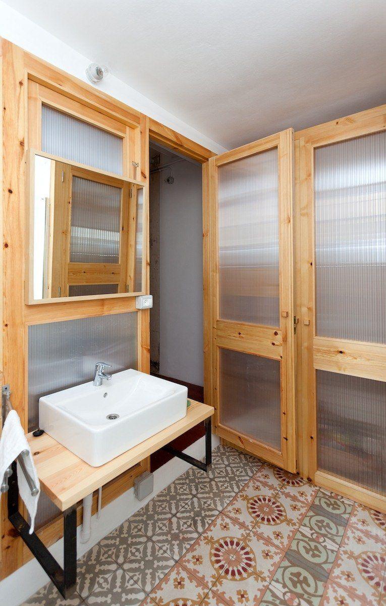 Meuble Salle De Bain Pierre Et Bois ~ 8 Flats Low Cost Renovation Barcelona 2013 Embt Enric Miralles