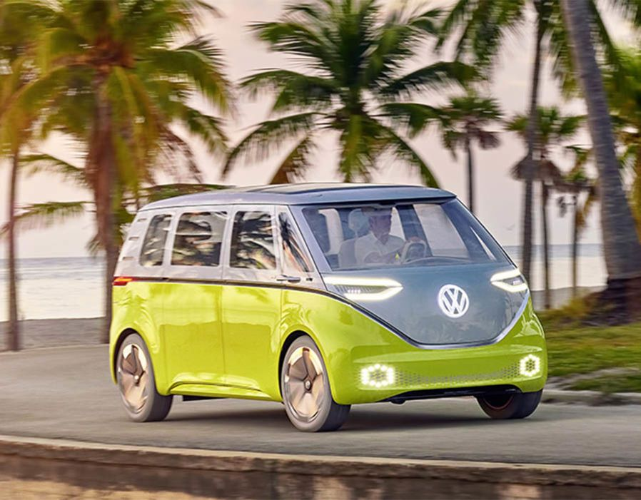 Vw Id Buzz Volkswagen Release Details Of Huge New Features Of The