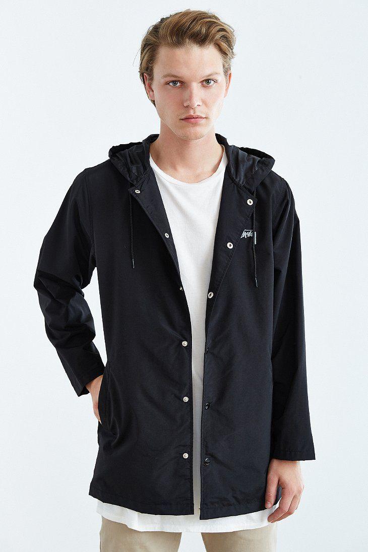 Stussy 3M Reflective SS Link Hooded Jacket