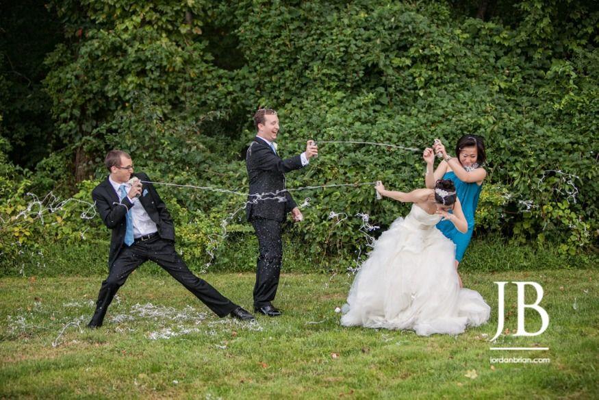 Summer Wedding At Belle Voir Manor View Full