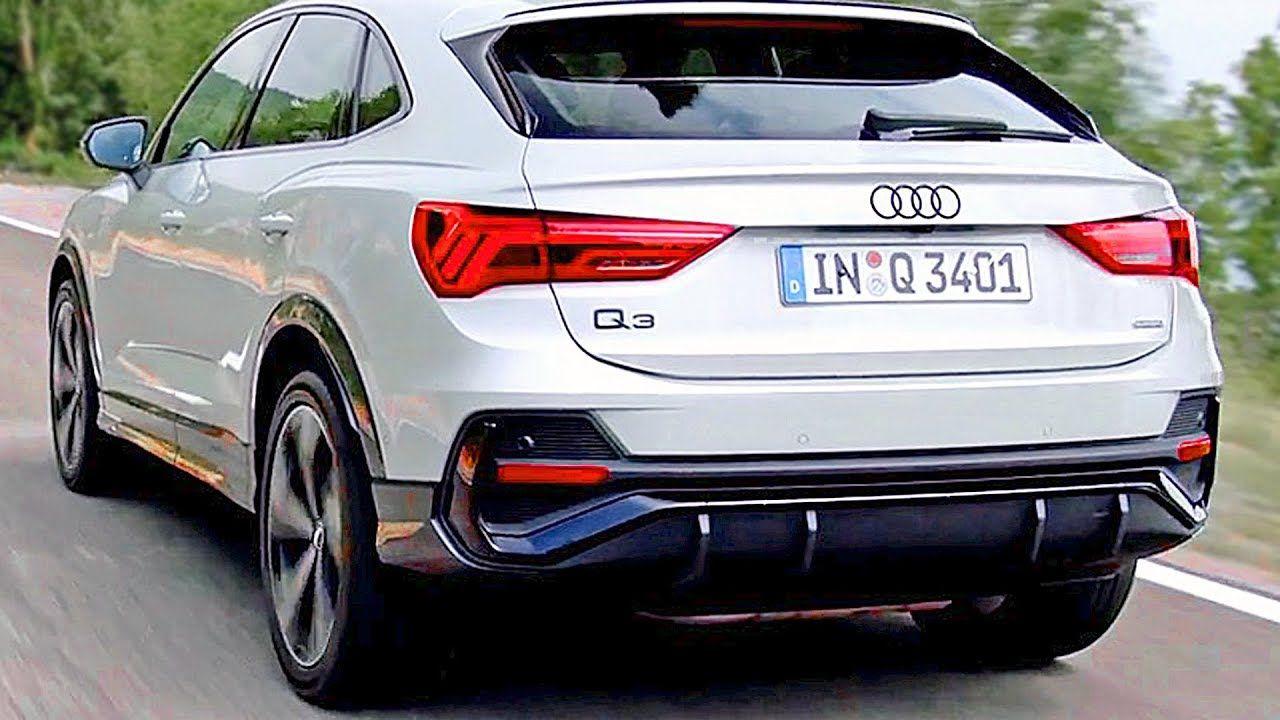 Audi Q3 Sportback 2020 Compact Suv Coupe Design Interior Driving Youtube Audi Q3 Compact Suv Suv
