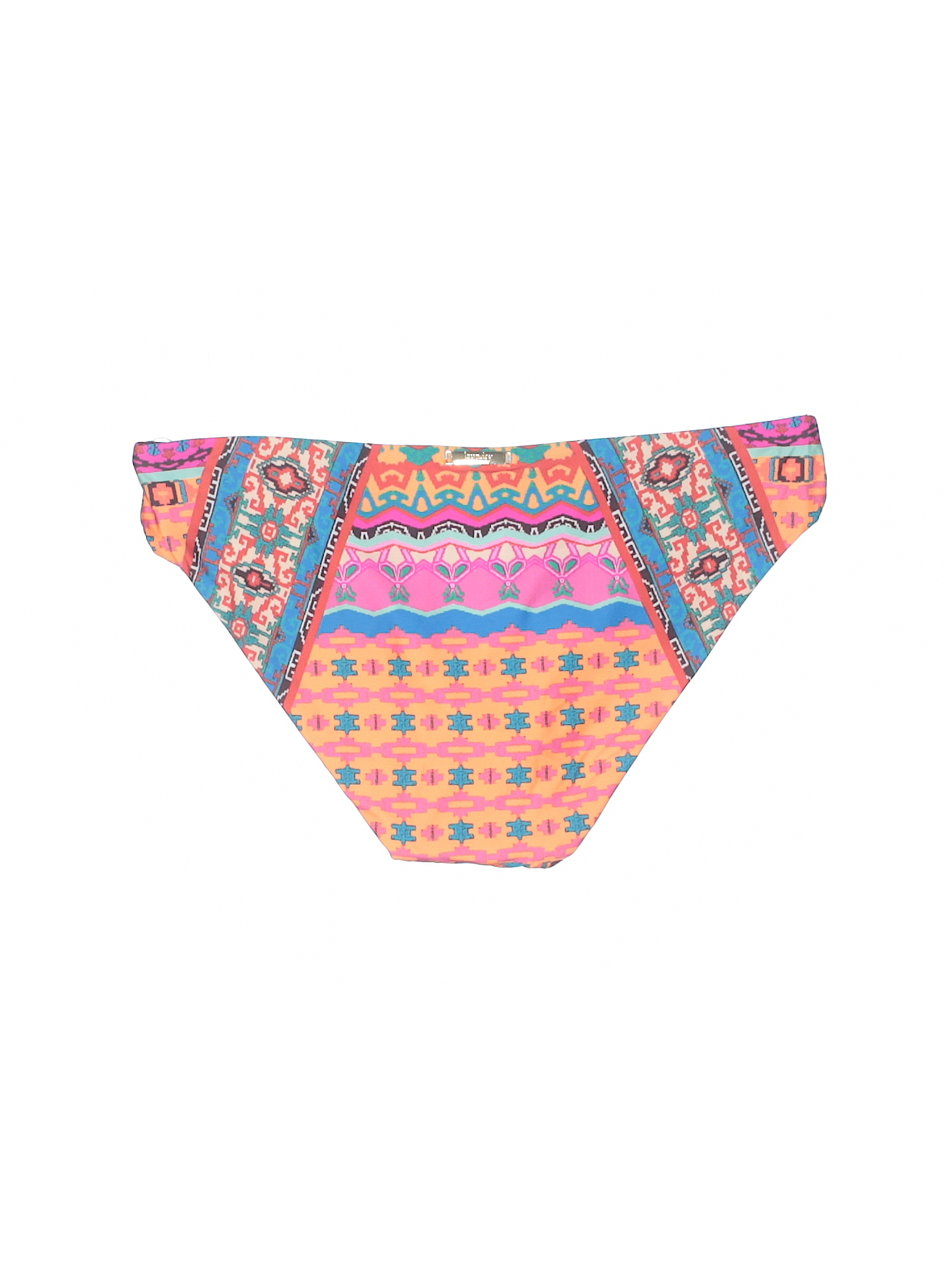 Swimsuit Bottoms Laundry By Shelli Segal Swimwear Teal