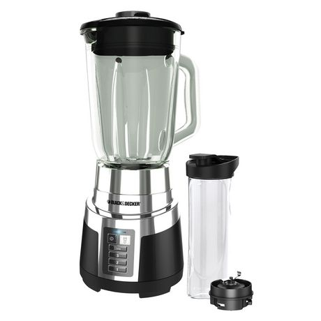 Black Decker Black Decker 2 In 1 Rapid Crush Blender With