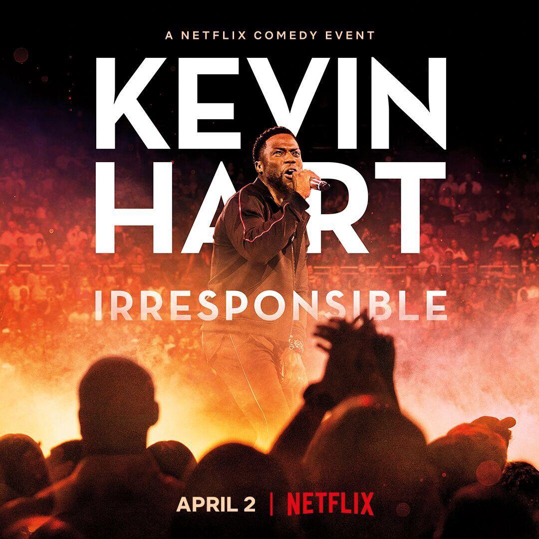 Kevin Hart Irresponsible Trailer Coming To Netflix April