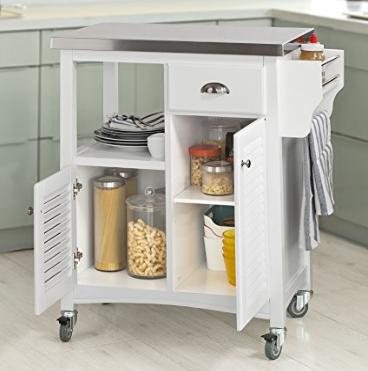 mueble-auxiliar-con-ruedas-amazon | decoracion | Pinterest | Muebles ...