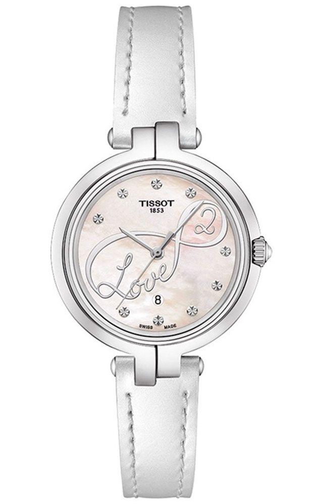Reloj Tissot mujer Flamingo T0942101611101  d8f29a964768