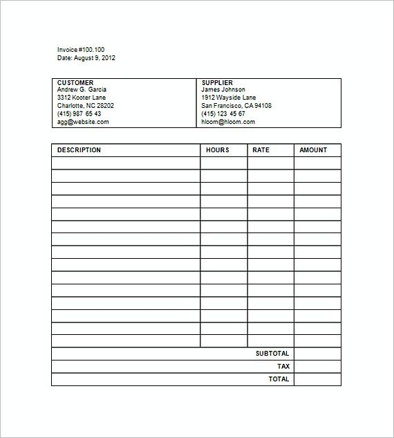 Sample Legal Billing Invoice Attorney Invoice Template What To