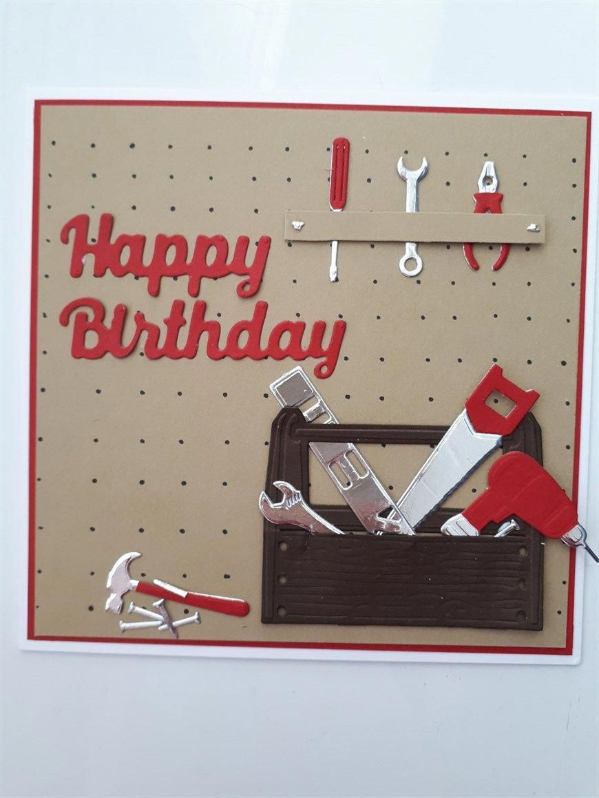 A dreaded male card. fathersdaycards Birthday cards for