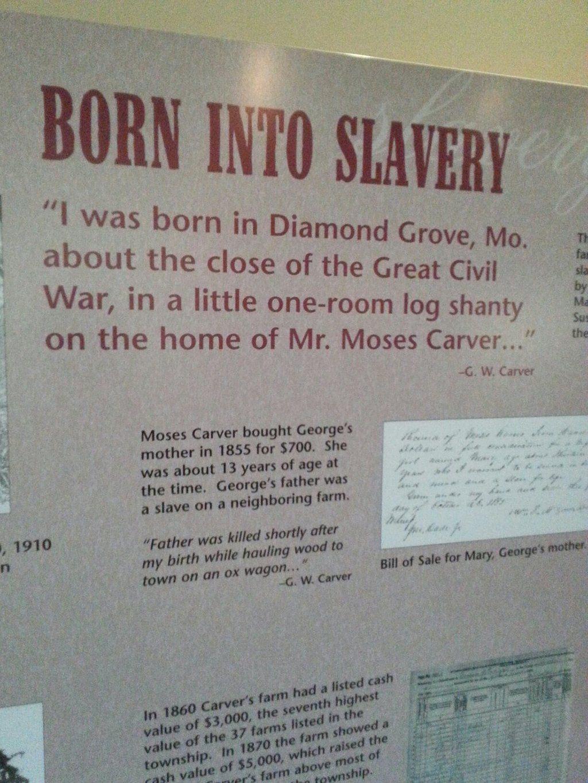 George Washington Carver National Monument Diamond