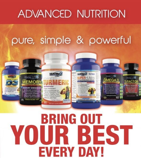 MARCH MADNESS! Enjoy 20% off the entire month on all Supplements!!! For the most complete & champion...