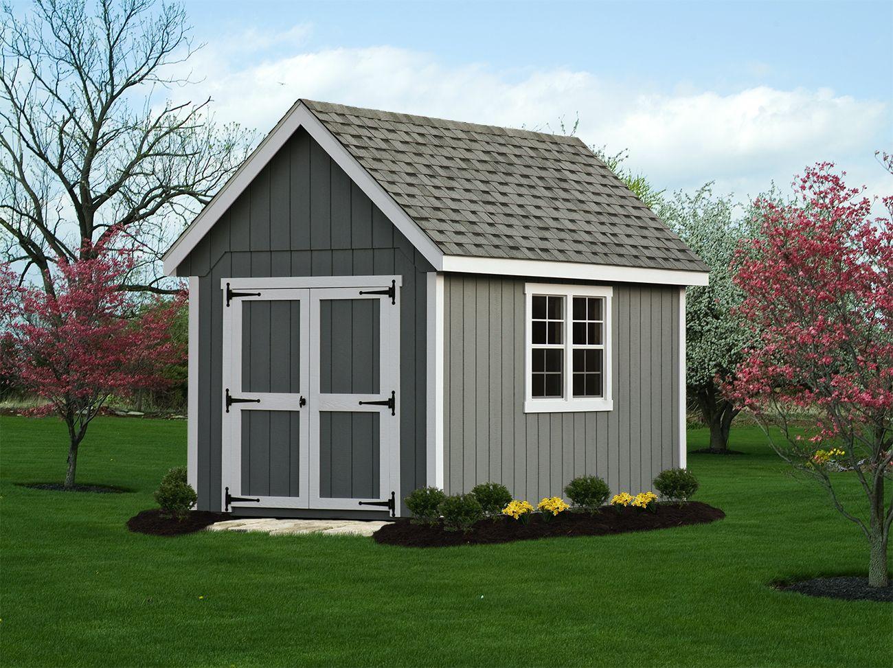 8x12 Garden A Frame Www Bestinbackyards Com Backyard Sheds Outdoor Sheds Outdoor Storage Sheds