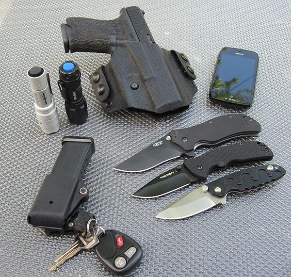 Gear Essentials: What You Need for Everyday Carry