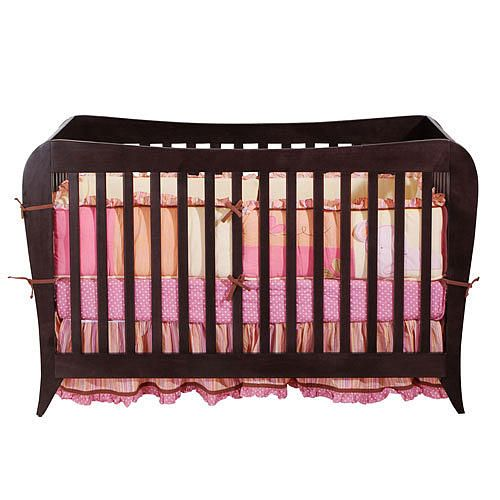 Bsf Baby Megan 4 In 1 Crib Espresso Transitional Decor Transitional Bedroom Design Transitional Decor Living Room