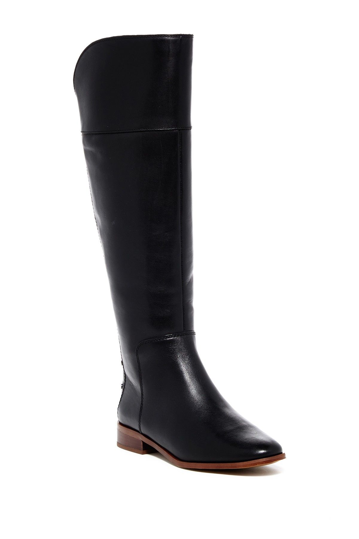 357a3691e0f5 Roselle Leather High Boot by Franco Sarto on  nordstrom rack