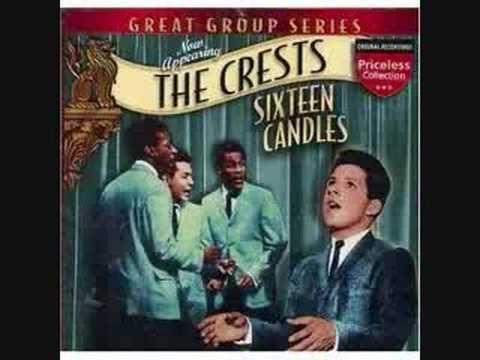 Sixteen Candles Lyrics | The Crests - YouTube