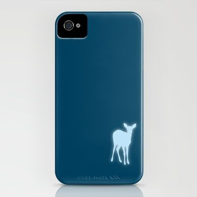 Always... (I want an iPhone if only to get an awesome HP case for it...)