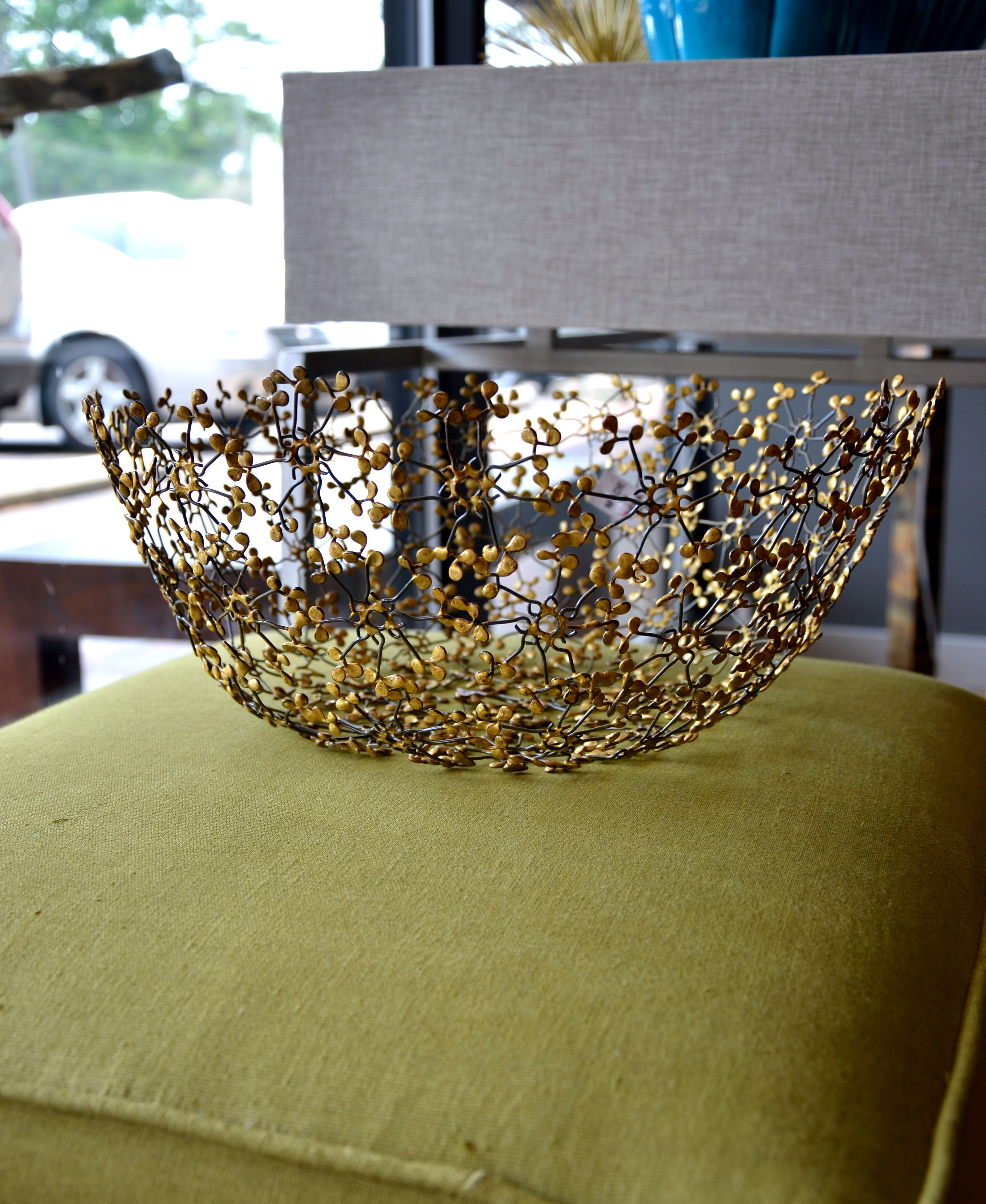 this fun piece is perfect to spice up a room this can be