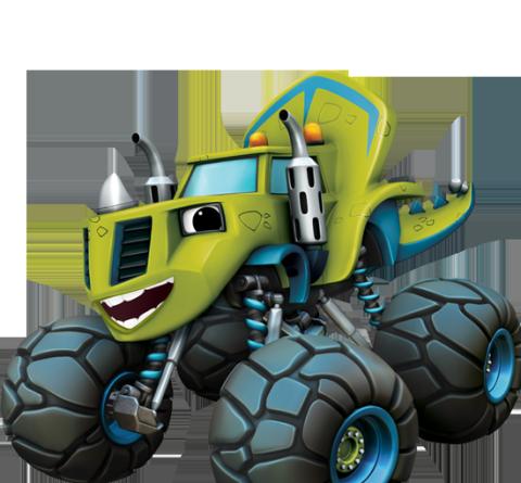 Zeg Character Art Png 480 445 Cumpleanos De Monster Truck Carro Fiesta Fiesta De Monster Truck