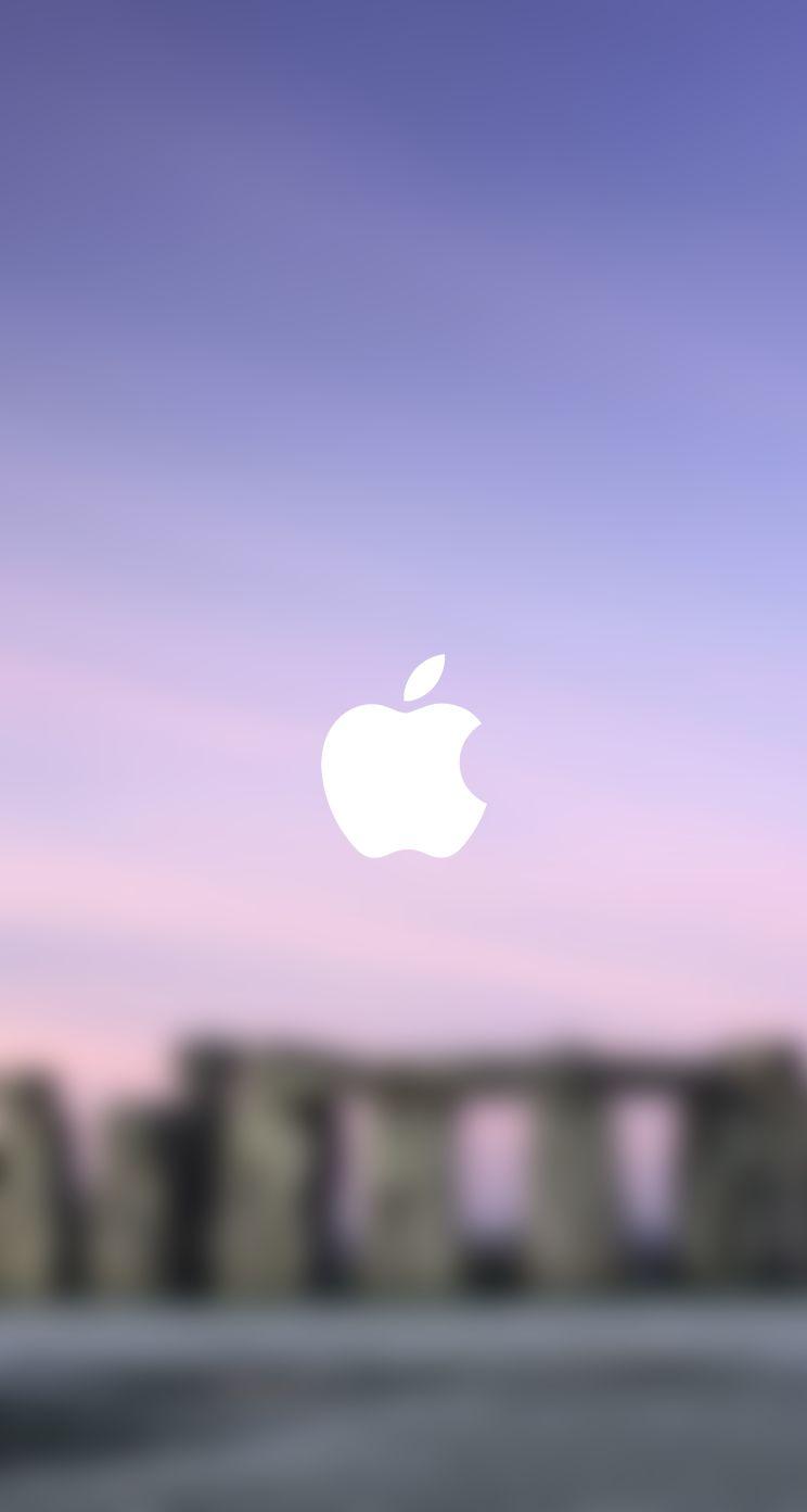 Iphone 5 Blurry Wallpaper Iphone 5s Wallpaper Apple Logo Wallpaper Iphone Iphone Homescreen Wallpaper