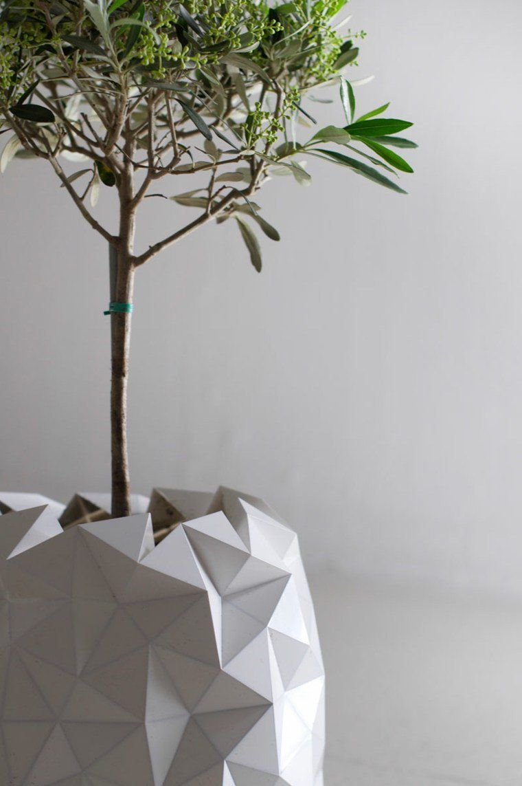 porte plantes pour pots de fleurs design