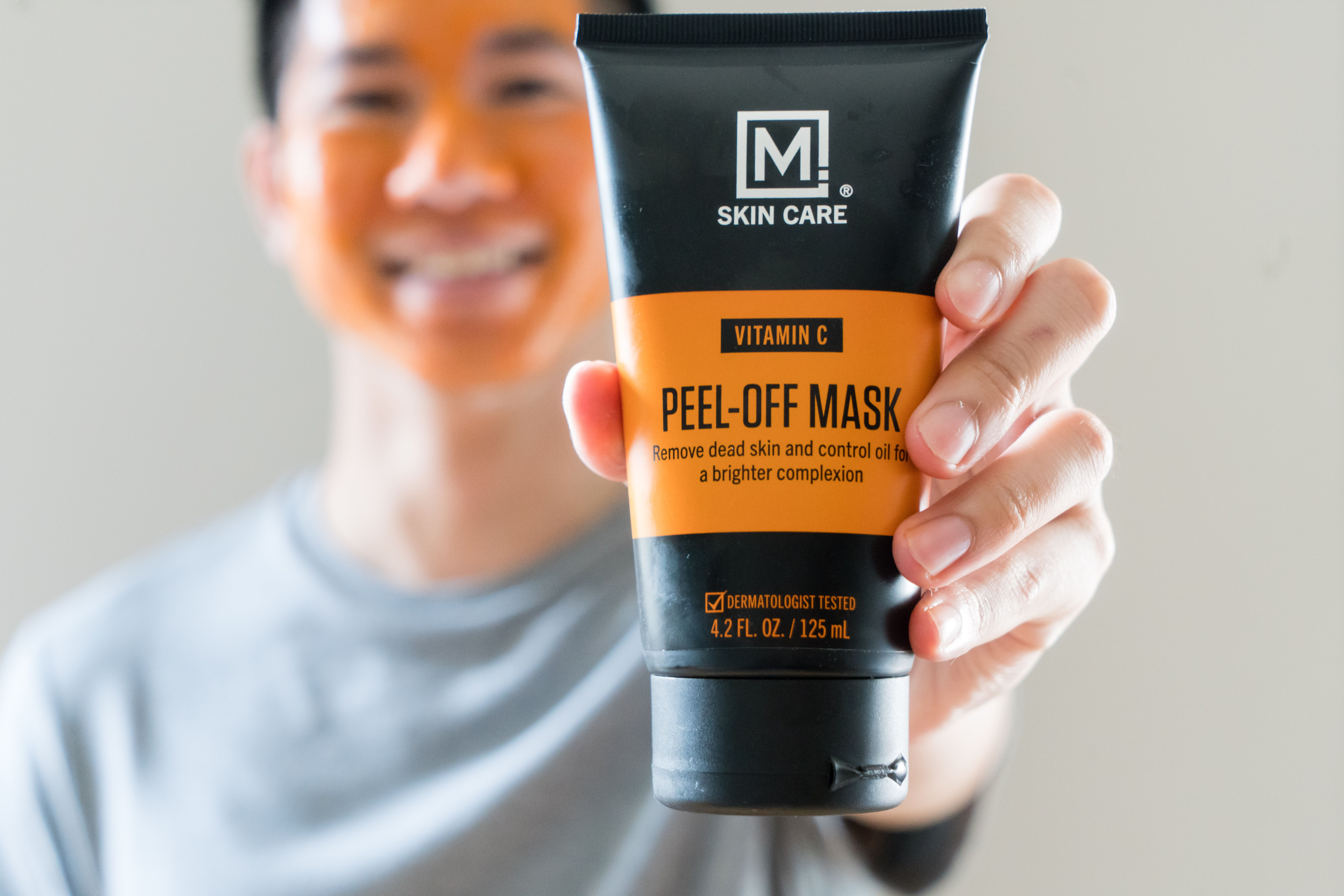 M Skin Care Vitamin C Peel Off Mask In 2020 Peel Off Mask Homemade Face Masks Skin Care
