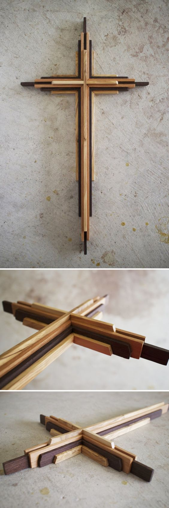 Diy 20 Inch Wooden Cross Plans In 2019 Crafty Cruces De Madera Adornos De Madera Arte En