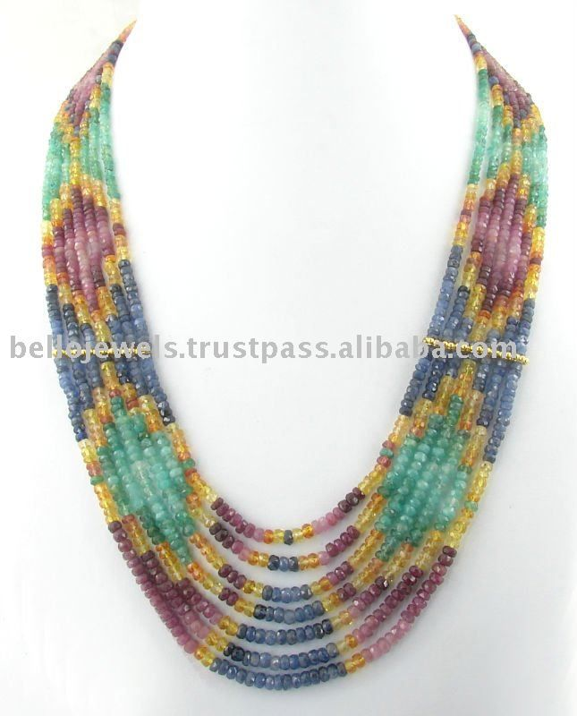 beaded necklace - Google Search