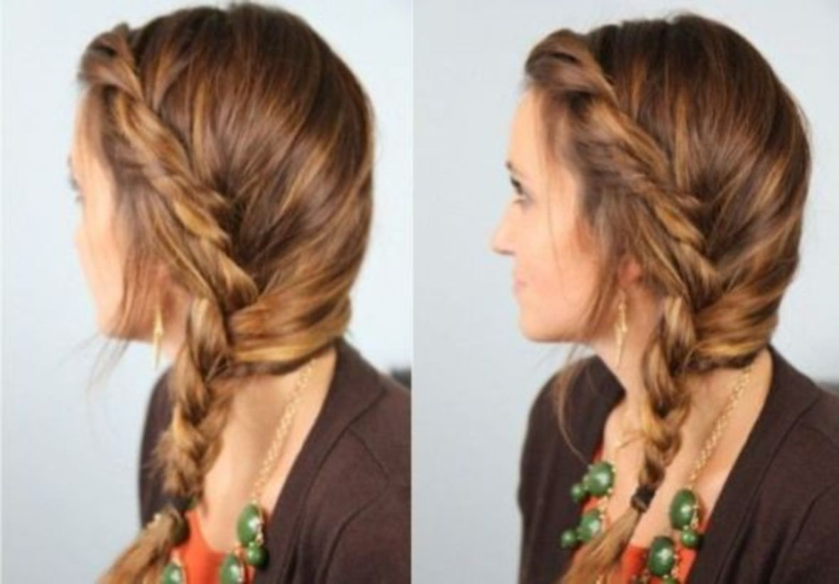 49 Super-Trendy Beautiful Hairstyles For School