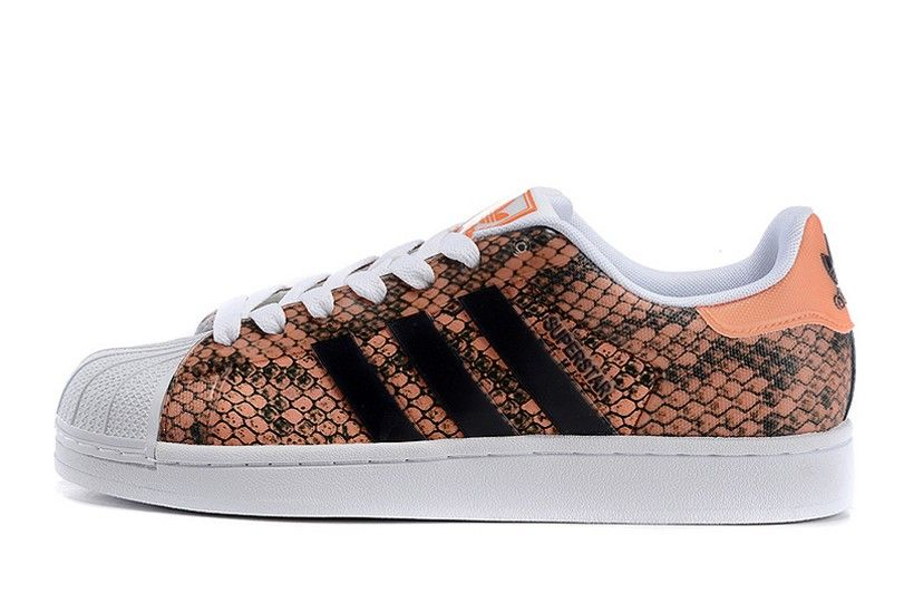 Adidas Superstar M Zapatos casualeses Animals print B35847