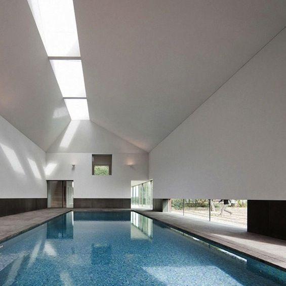 architecture piscine int rieure par paul o architects. Black Bedroom Furniture Sets. Home Design Ideas
