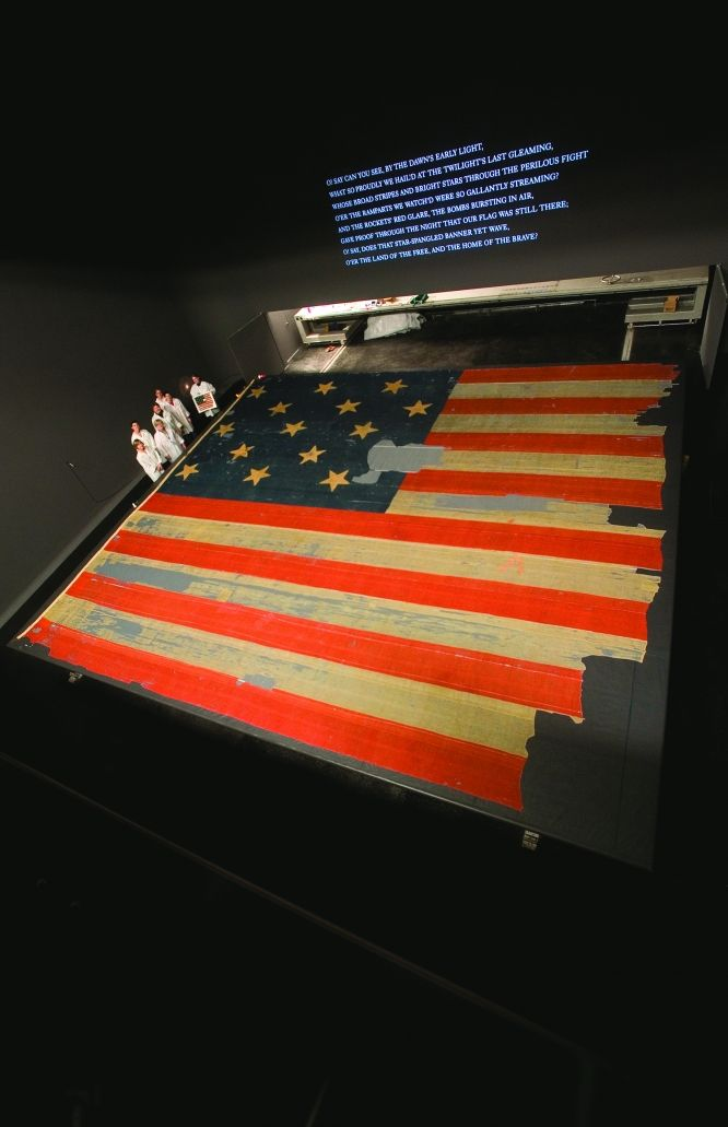 Star Spangled Banner She Garrison Flag That Flew Star Spangled Banner God Bless America Praying For Our Country