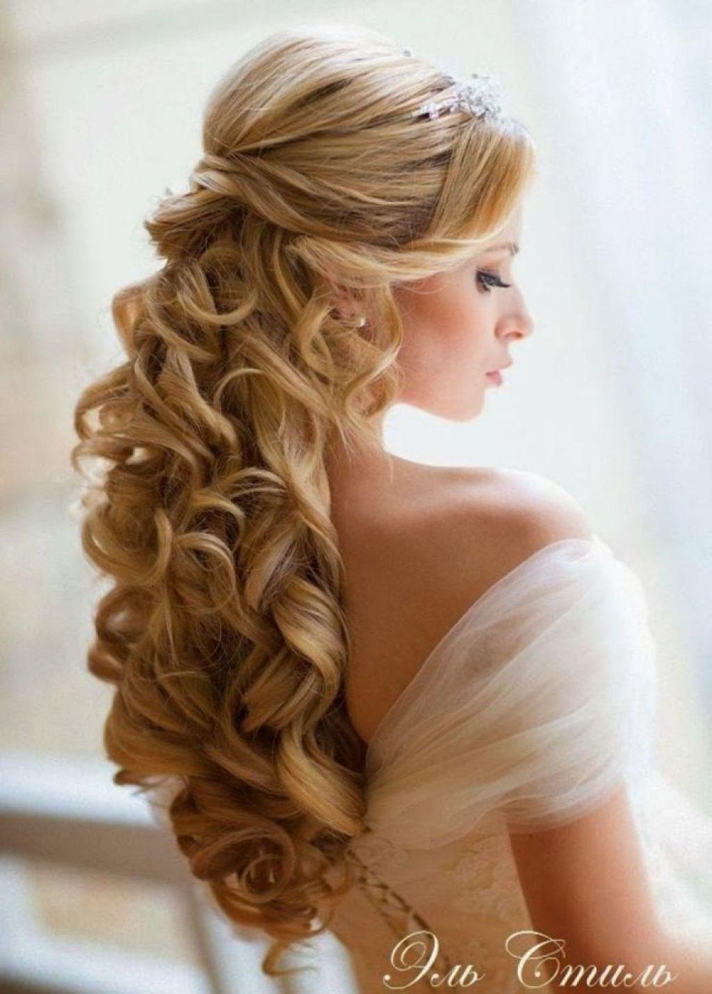 how to do half up half down wedding hairstyles wedding design ideas