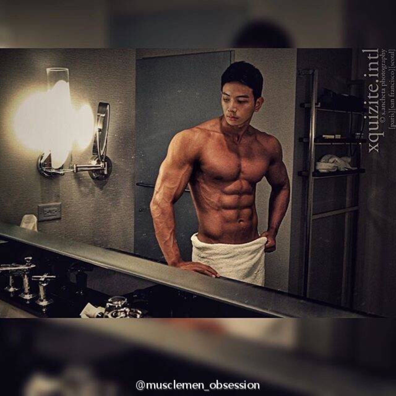Asian Male Bodies