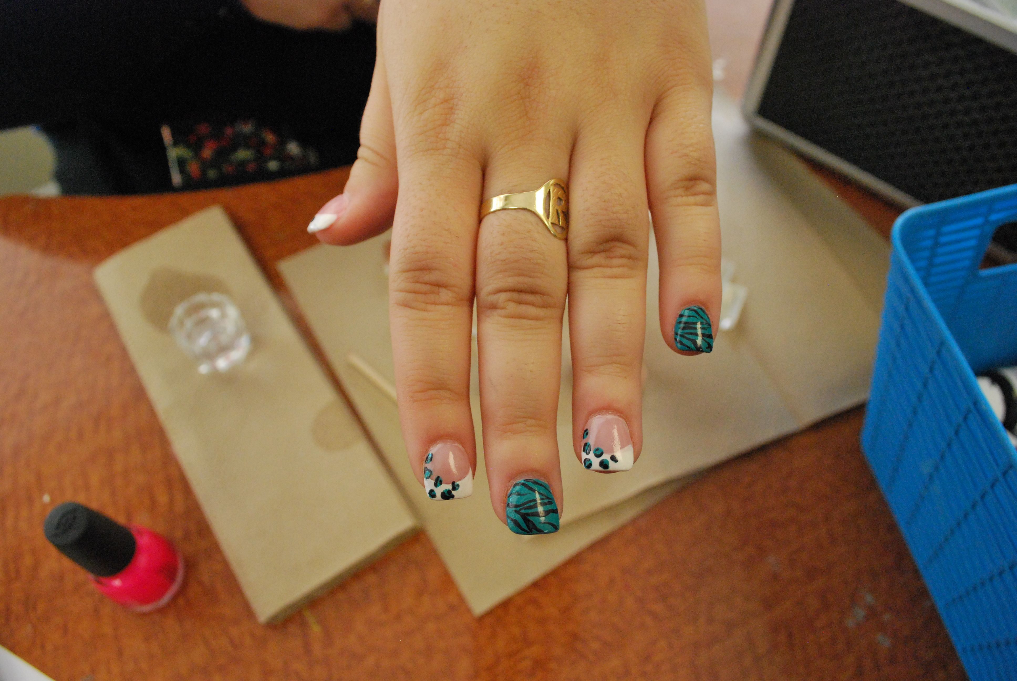 Nail Technology Nail technician courses, Mobile nails