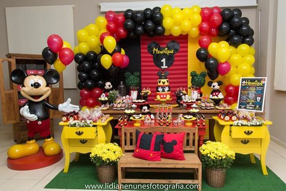 25 Ideas De Decoracion Niño 1er Año Cumpleaños De Un Año Decoracion Fiesta Decoracion De Cumpleaños