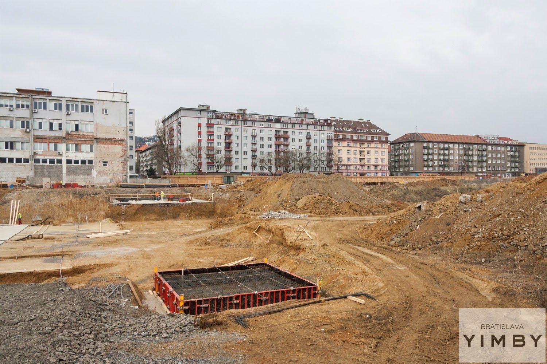 Construction update: Pri Mýte, 29.3.2015