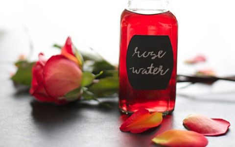 Homemade Rose Water: DIY this Natural Astringent for Valentine's Day