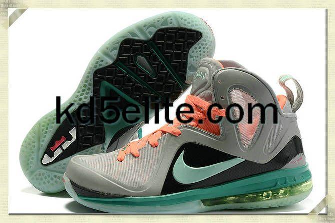 new concept 53b94 ca115 Nike P.S Lebron 9 Elite Southe Beach Lebron 9 Orange Miami Vice